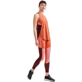 Craft ADV Charge Shiny Tights Damer, orange/rød